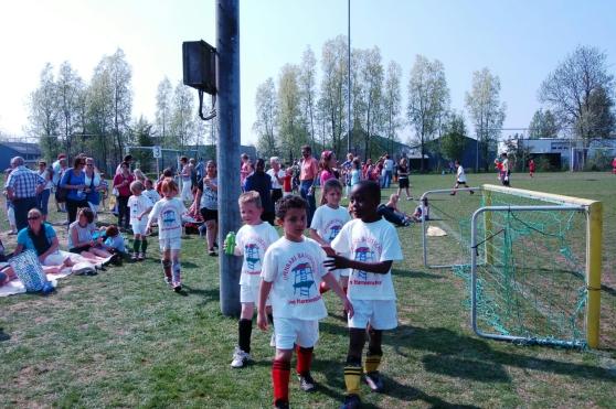 schoolvoetbal Geldermalsen