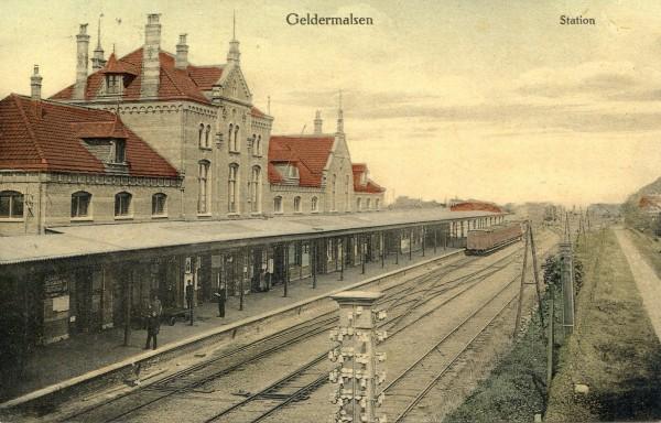 24. station Geldermalsen
