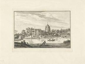 RP-P-1888-A-13950_Gezicht op Acquoy, Caspar Jacobsz. Philips, 1758