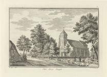 RP-P-1904-4033_Gezicht op Enspijk, Philippus van der Schley, 1734 - 1817