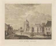 RP-P-OB-59.067_Gezicht op Acquoy, Hermanus Petrus Schouten, 1762 - 1822
