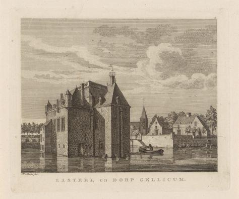 RP-P-OB-59.071_Gezicht op Gellicum, Hermanus Petrus Schouten, , 1762 - 1822.jpg