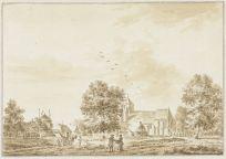 RP-T-1921-298_Enspijk bij Leerdam, Pieter Jan van Liender, 1763