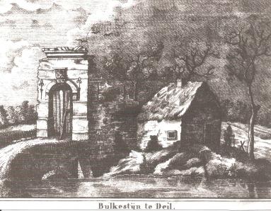 02_Deil_1830_Tekening poort Bulkestijn_RT