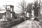 Huize Frissestein te Deil, jaar onbekend. Verzameling Rochus Timmer.