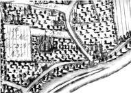 fragment kaart St Marie 1713 Palmestein eo