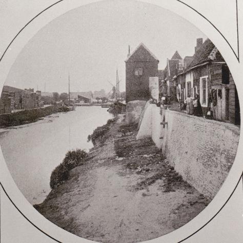 Leerdam_Zuidwal_1908_PvM