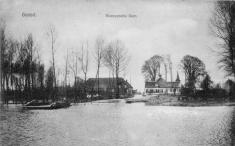 Rhenoyse veer rond 1920. Verzameling Rutger Stapershoef.