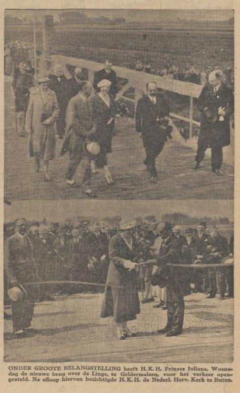 De Tijd Godsdienstig-staatkundig dagblad 15-06-1933_foto