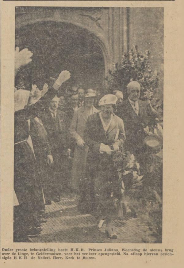 Nieuwe Tilburgsche Courant 17-06-1933_foto