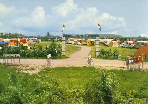 1963 entree camping