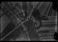 Luchtfoto van Fort Asperen
