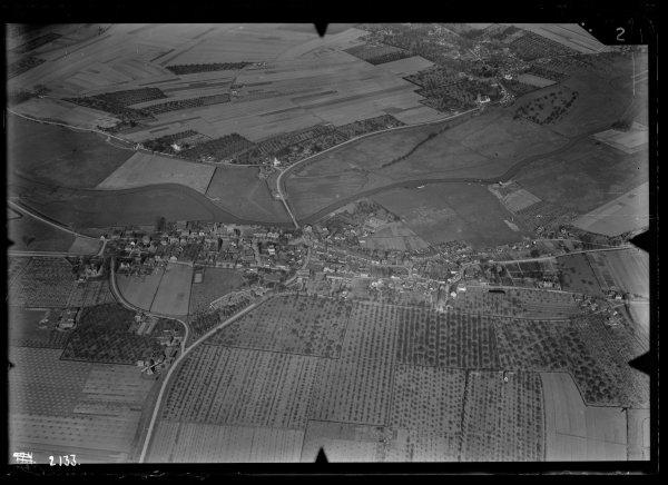 Luchtfoto van Geldermalsen
